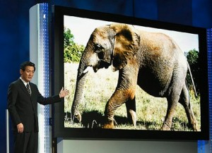 televisi paling canggih di dunia oleh segiempat