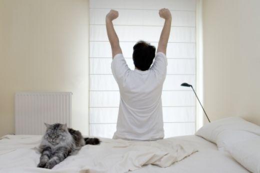 Cara untuk Bangun Pagi dengan Segar