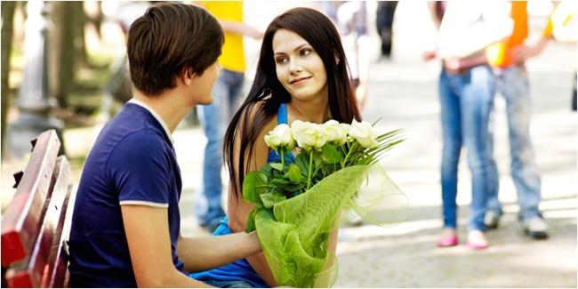 первая встреча знакомство с парнем