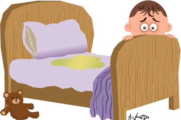 Mengapa Anak Anda Masih Mengompol?(part. II-Habis) | SegiEmpat
