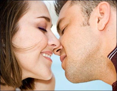 ciuman yang sangat disukai pria segiempat