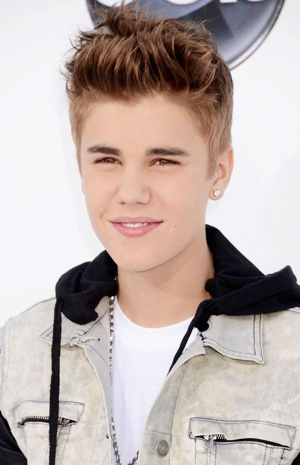 Foto Justin Bieber oleh segiempat