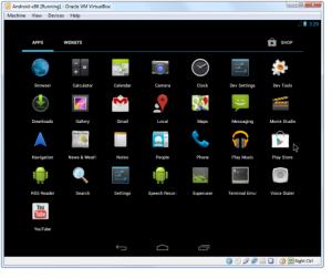 Gambar Keempatbelas Cara Memasang Android Pada VirtualBox Oleh Segiempat