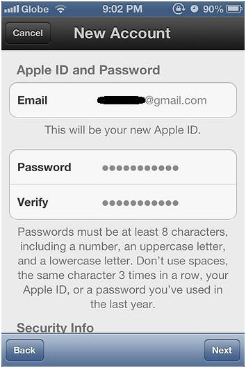 Cara Membuat Apple ID pada iPhone | SegiEmpat