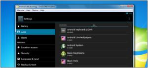 Gambar Pertama Cara Memasang Android Pada VirtualBox Oleh Segiempat
